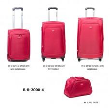 ЧЕМОДАН BR2004-4 RED